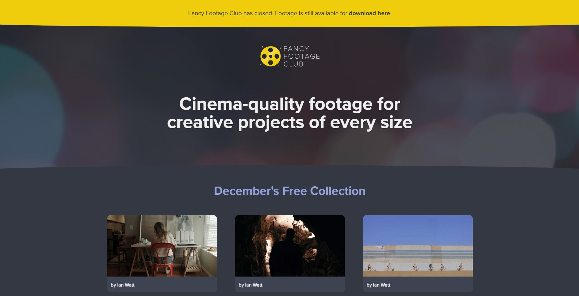Fancy Footage video gratis