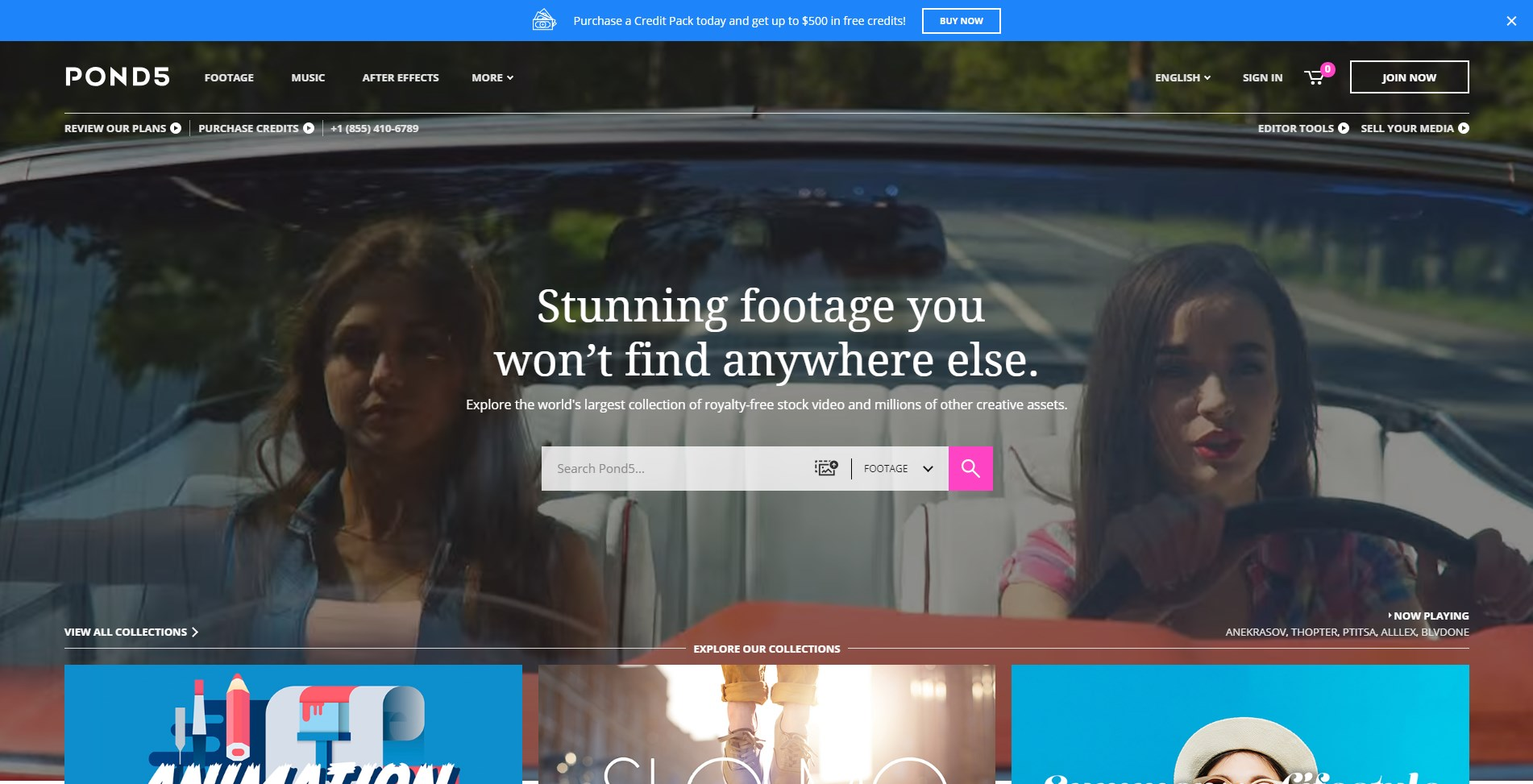 Pond5 Video Gratis